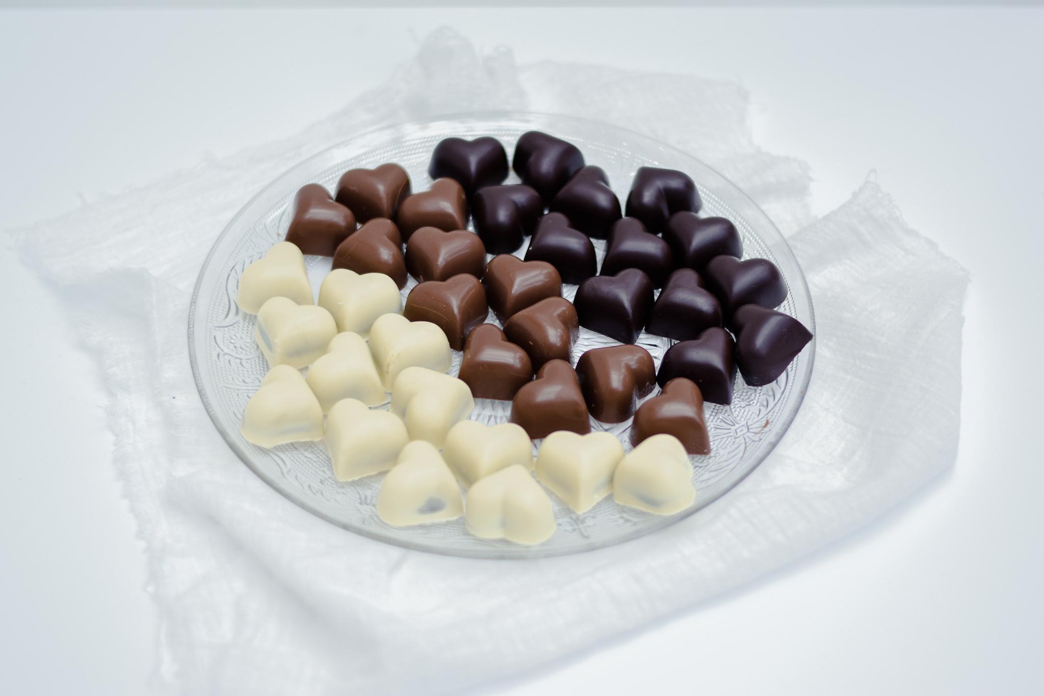 3 x bonbons
