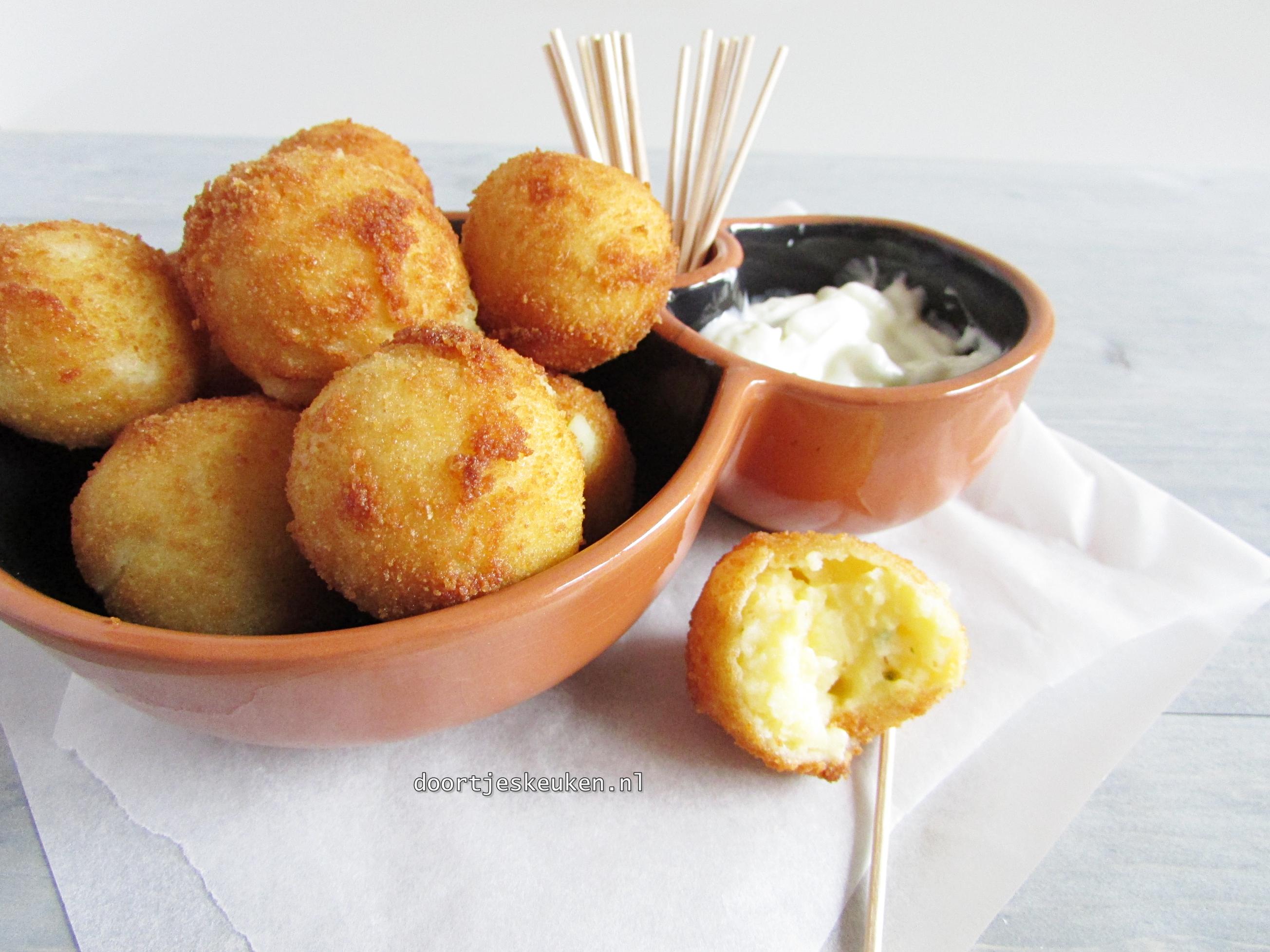celavita aardappelbolletjes