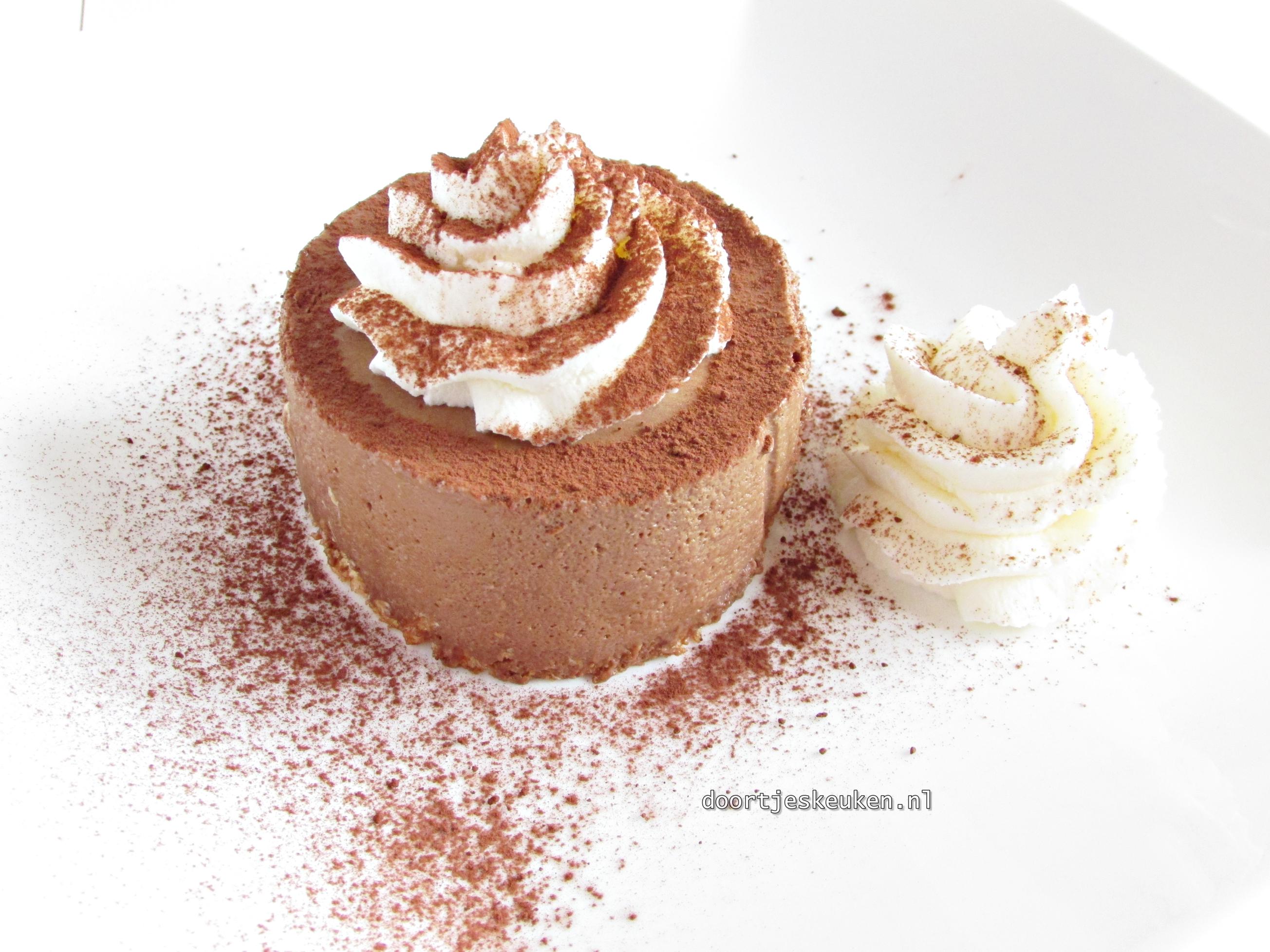 chocoladebavarois