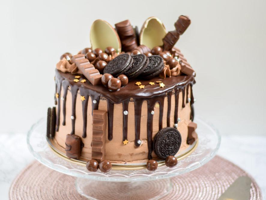 Chocolade dripcake